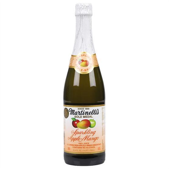 Martinelli's Sparkling Juice - Apple-Mango - 750ml