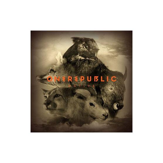 OneRepublic - Native - CD