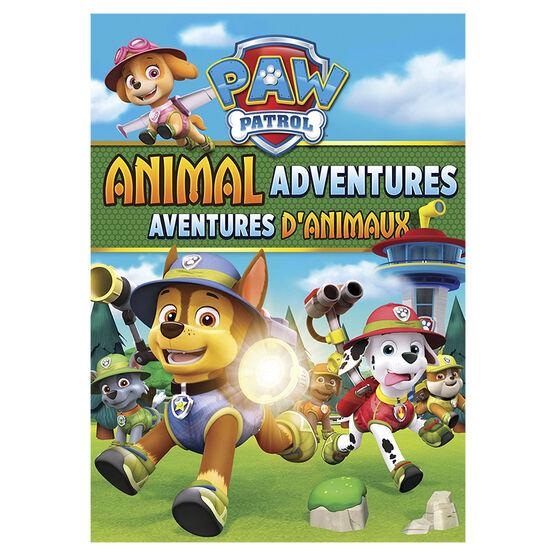 PAW Patrol: Animal Adventures - DVD