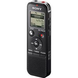 Sony 4GB+SD Voice Recorder - Black - ICDPX470