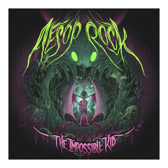 Aesop Rock - The Impossible Kid - Vinyl