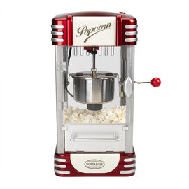 Salton Retro Popcorn Maker - Red - SP300RETROR
