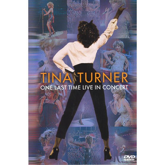 Tina Turner - One Last Time: Live in Concert - DVD