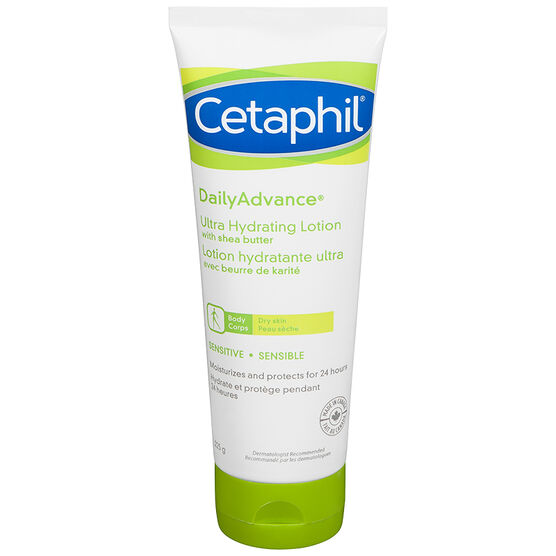 Cetaphil DailyAdvance Ultra Hydrating Lotion - Sensitive - 225g
