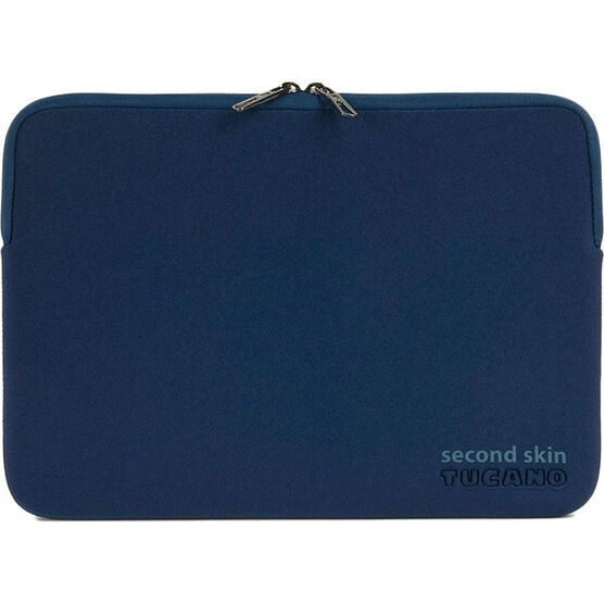 Tucano New Elements Form-Fitting Neoprene Sleeve for MacBook Pro 13inch - Blue - BFEUS-MB13-B