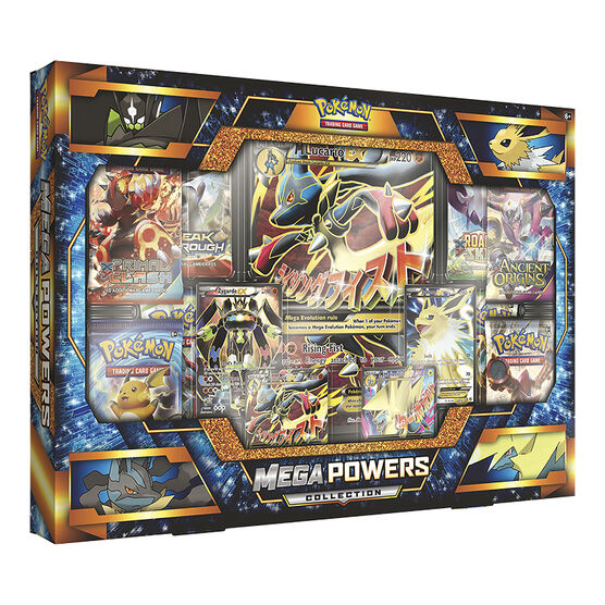Pokémon Mega Powers Collection - Assorted