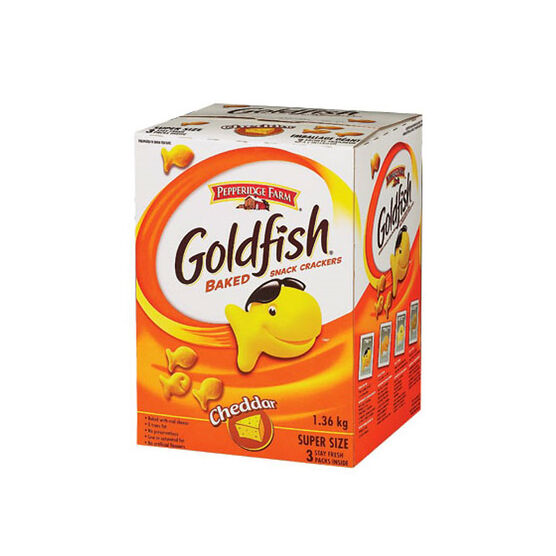 Pepperidge Farm Goldfish - Cheddar - 1.36kg