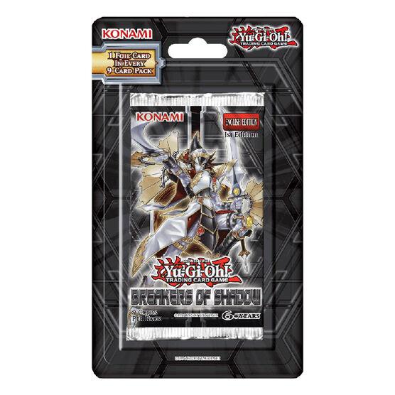 Yu-Gi-Oh Breaker of Shadow Blister Pack