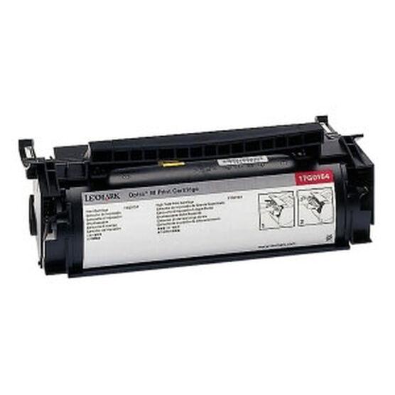 Lexmark Optra M410 High Yield Print Cartridge - Black - 17G0154