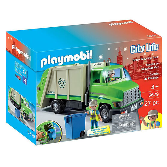 Playmobil Recycling Truck - 56795