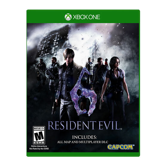 Xbox One Resident Evil 6 HD