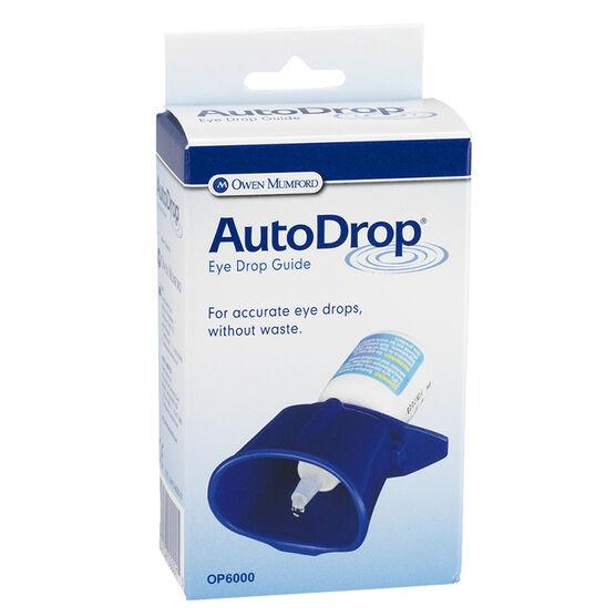 Owen Mumford Auto Drop Eye Drop Guide - OP6000