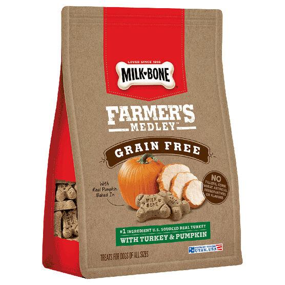 Milkbone Farmer's Medley - Turkey - 340g