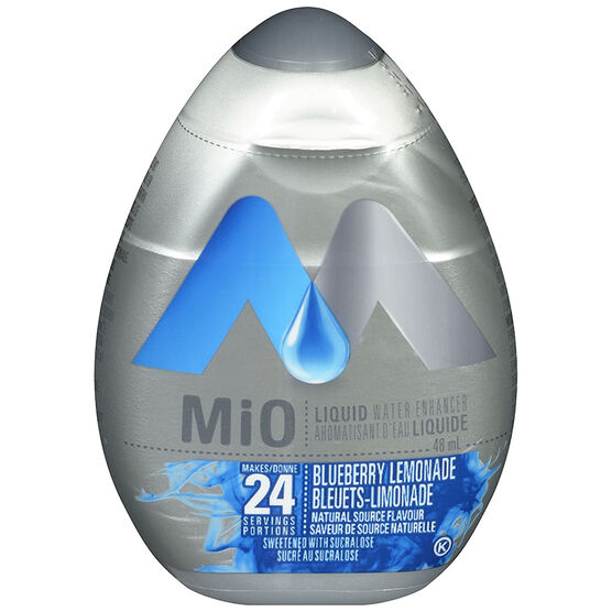 Mio Liquid Water Enhancer - Blueberry Lemonade - 48ml