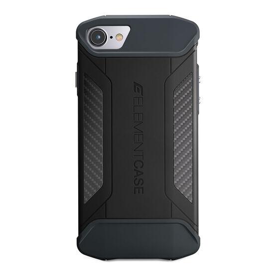STM Element Case CFX for iPhone 7 - Black - EMT322131DZ01