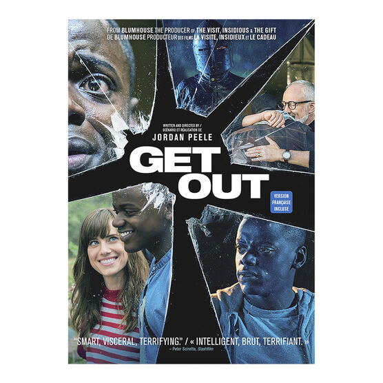 Get Out - DVD