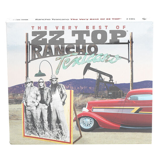 ZZ Top - Rancho Texicano: The Very Best of ZZ Top - CD
