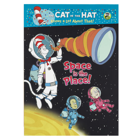 Cat In The Hat Knows A Lot About That! - Space Is The Place! - DVD