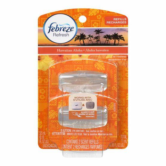 Febreze Set & Refresh Refill - Hawaiian Aloha - 11ml