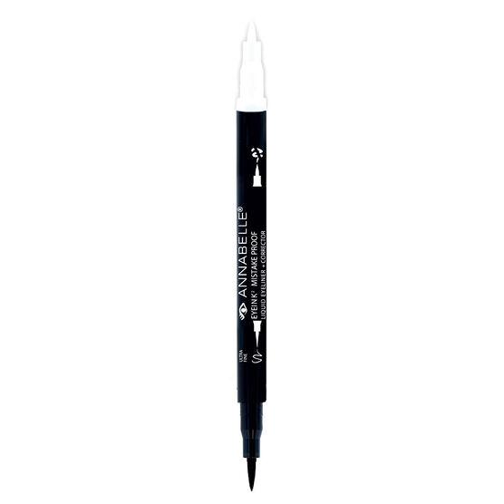 Annabelle EyeInk2 Mistake Proof Eyeliner + Corrector - Black