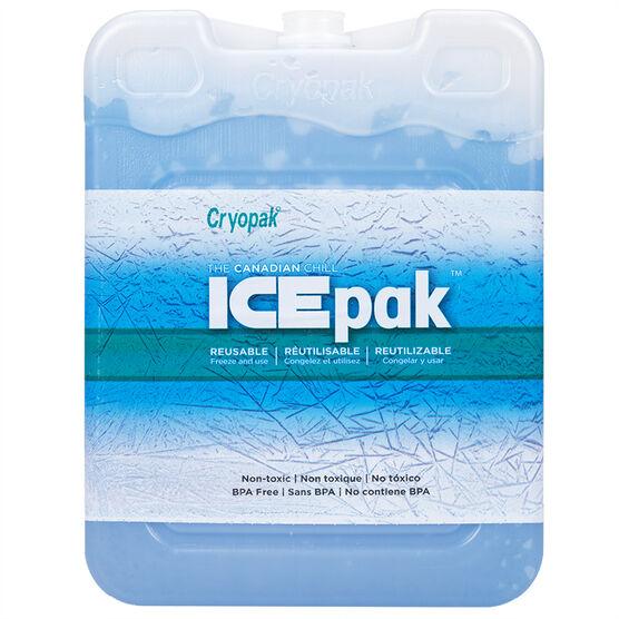Ice Pak 200 Plastic Bottle - 30oz
