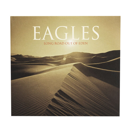 Eagles - Long Road Out of Eden - CD