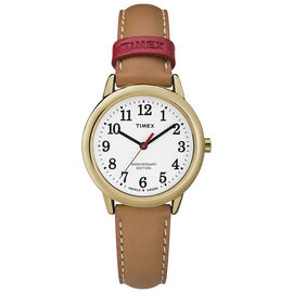 Timex Easy Reader 40th Anniversary Mid Size Watch - Brown - TW2R40300NG