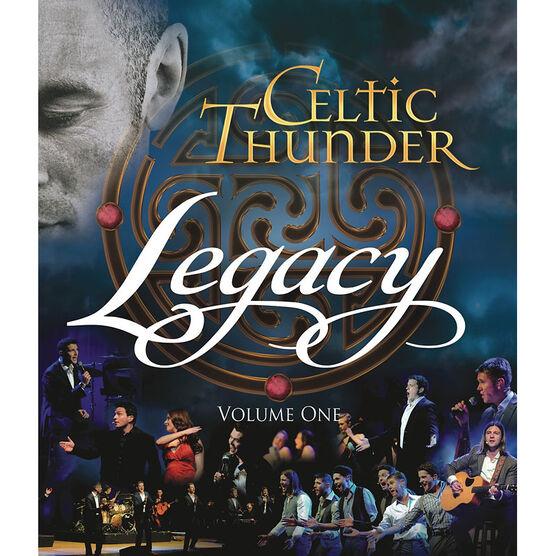 Celtic Thunder - Legacy: Volume 1 - Blu-ray
