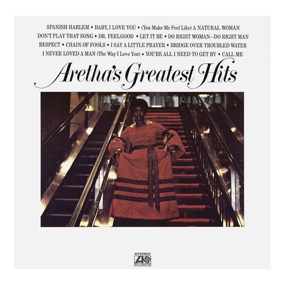 Aretha Franklin - Aretha's Greatest Hits - Vinyl