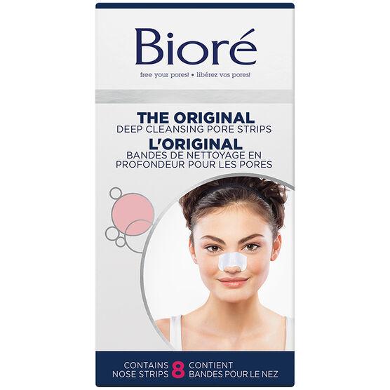 Bioré Deep Cleansing Pore Strips - 8's