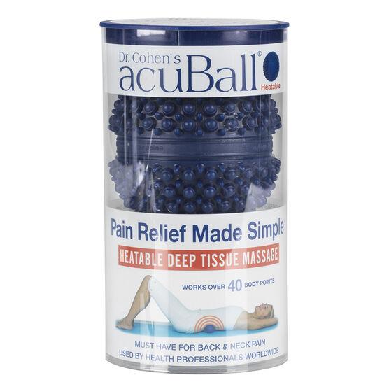 Dr. Cohen's acuBall Heatable Deep Tissue Massage - 47664