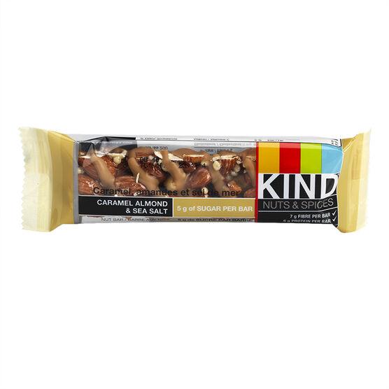 Kind Bar - Caramel Almond & Sea Salt - 40g