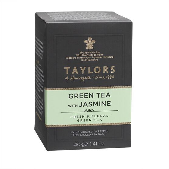 Taylors of Harrogate Tea - Green Tea with Jasmine - 20's