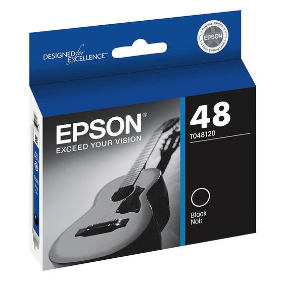 Epson R/RX Series Ink Cartridge - Black - T048120
