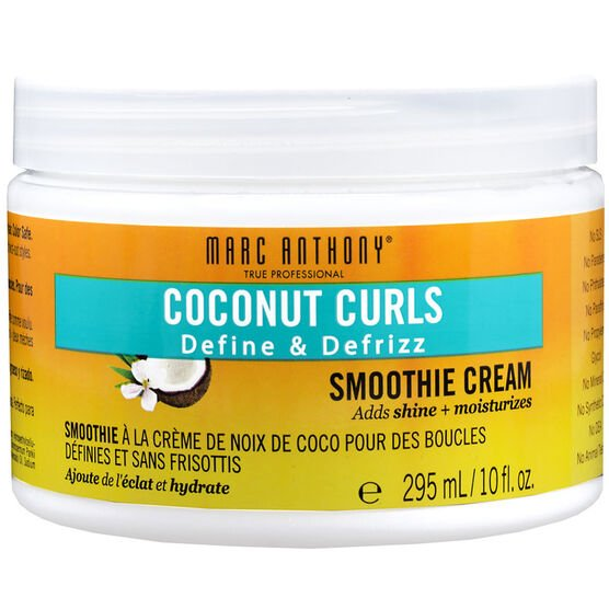 Marc Anthony Coconut Curls Smoothie Cream - 295ml