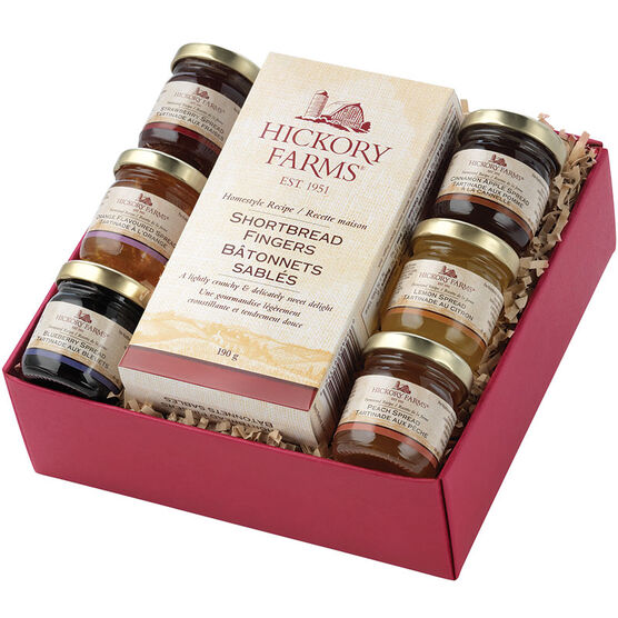 Hickory Farms Jelly Sampler Selection