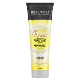 John Frieda Sheer Blonde Go Blonder Lightening Conditioner - 250ml