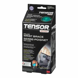 Tensor Sport Deluxe Wrist Brace - Right Hand - Large/Extra Large