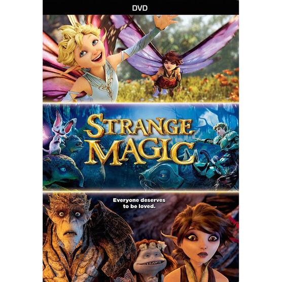 Strange Magic - DVD