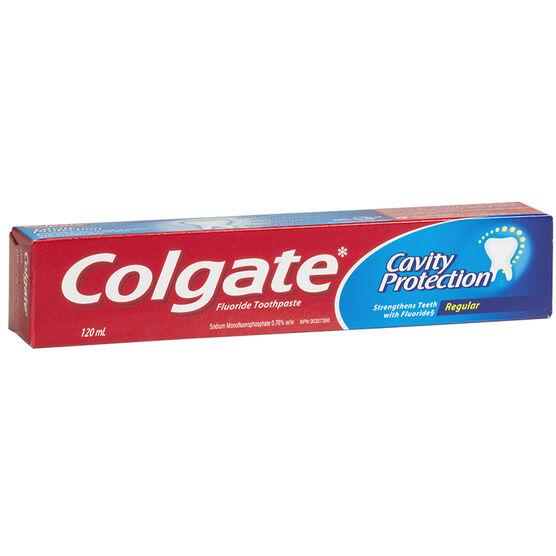Colgate Cavity Protection Toothpaste - Regular - 120 ml