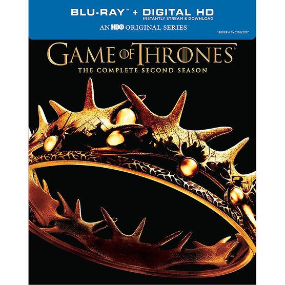 Game Of Thrones: Season Two - Blu-ray