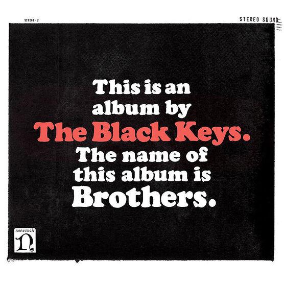 The Black Keys - Brothers - CD