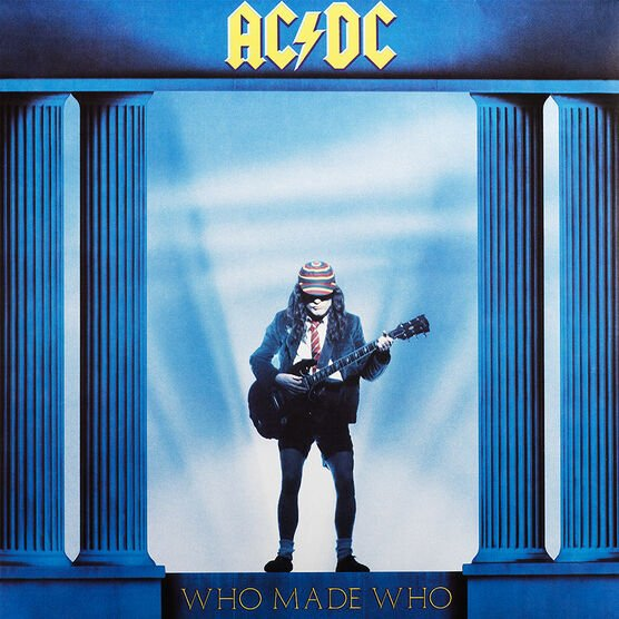 AC/DC - Who Made Who - Vinyl
