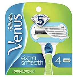 Gillette Venus Embrace Blades - 4's