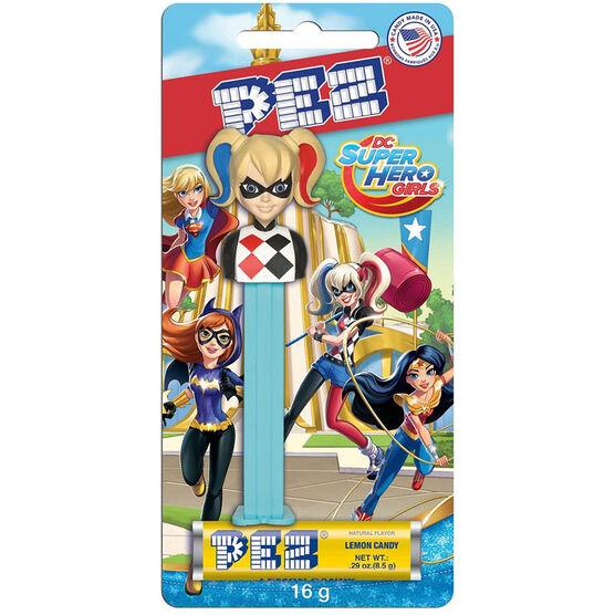 Pez Super Hero Girls - Assorted - 16g