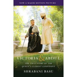 Victoria & Abdul by Shrabani Basu