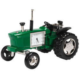 London Drugs Mini Clock - Tractor - 5 x 10 x 6.5cm