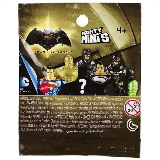 Batman v Superman - Mighty Mini Figure - Assorted