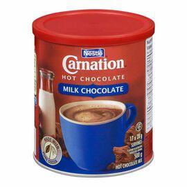 Carnation Hot Chocolate - Milk Chocolate - 500g