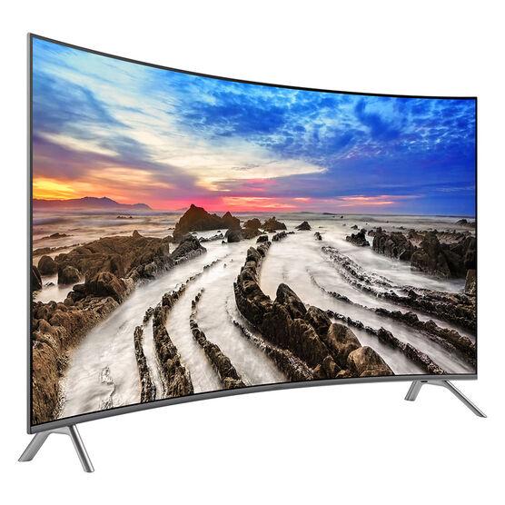 Samsung 55-in 4K UHD Curved TV - UN55MU8500FXZC